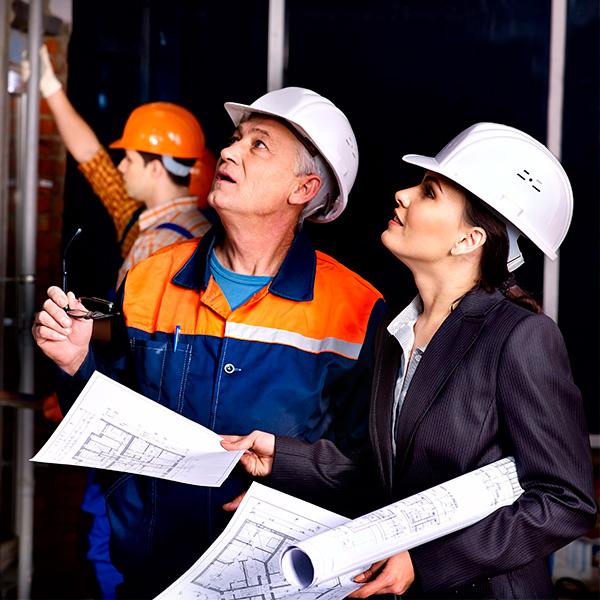Fiscalizações na Construção Civil