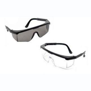 Óculos de Segurança - Transparente e Fumê